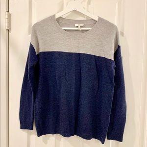 Joie Camilla Color Block Sweater
